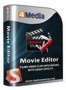 4Media Movie Editor