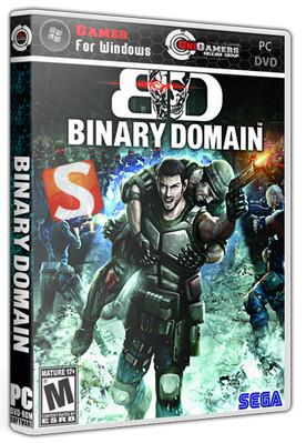 بازی Binary Domain برای PC