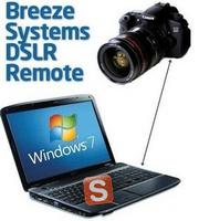 Breeze Systems DSLR Remote