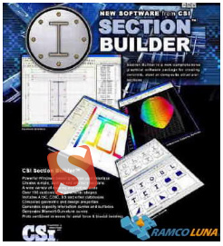 CSI Section Builder