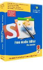 Free Audio Editor Deluxe