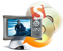 ImTOO MP4 to DVD Converter