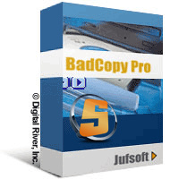 JufSoft BadCopy