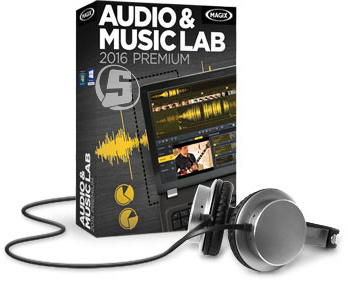 MAGIX Audio Music Lab