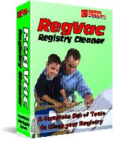 RegVac Registry Cleaner