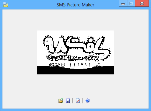 SMS Picture Maker