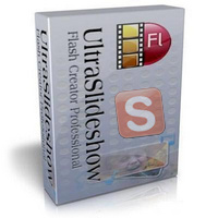 Ultraslideshow Flash Creator