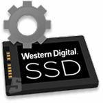 Western Digital WD SSD Dashboard