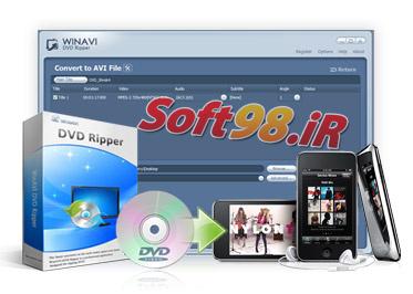 WinAVI DVD Ripper