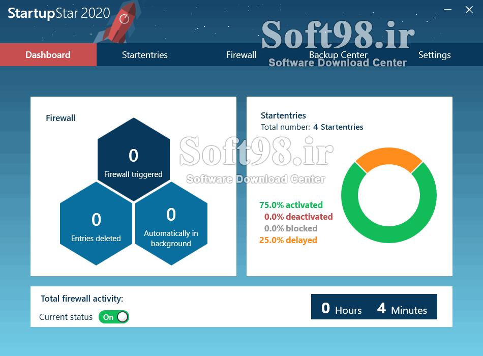 Abelssoft StartupStar 2020 V12.08.43 Windows Startup Management
